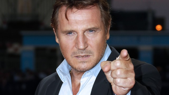 Liam Neeson to make same movie ... again