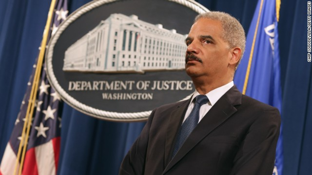 Who might replace Eric Holder?