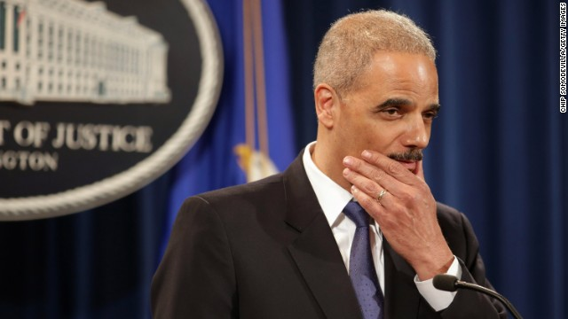 "Early voting is ""about preserving access and openness for every eligible voter,"" AG Eric Holder says in a video message."