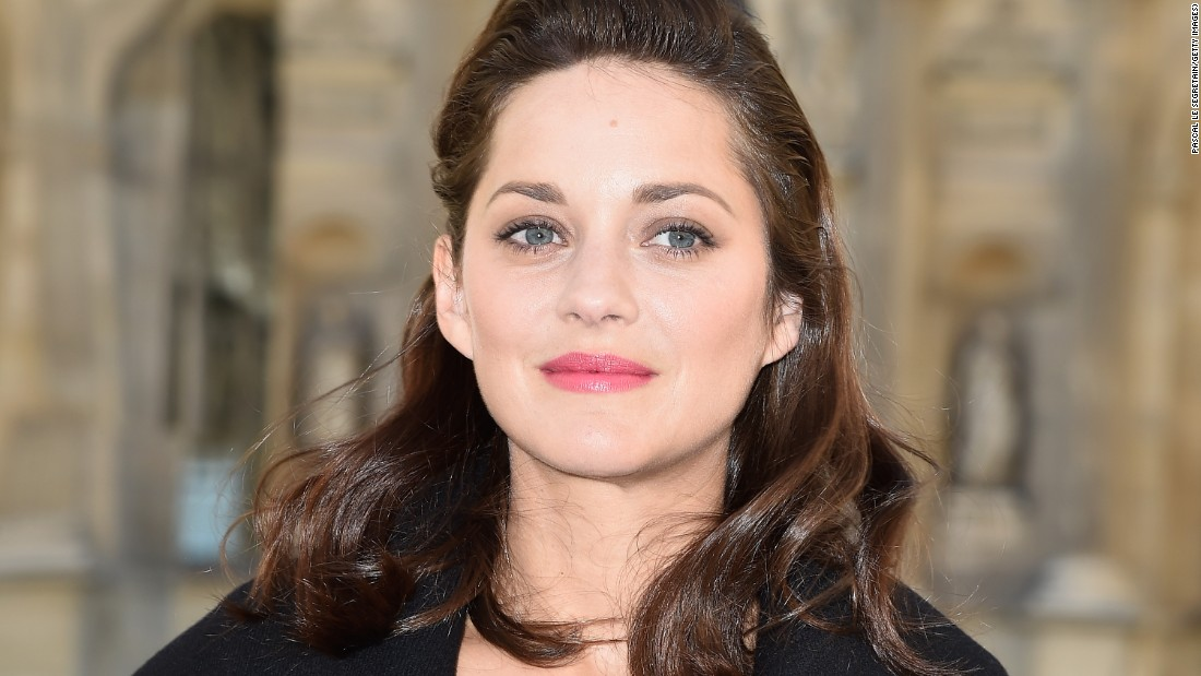 Marion Cotillard Welcomes A Baby Girl Cnn