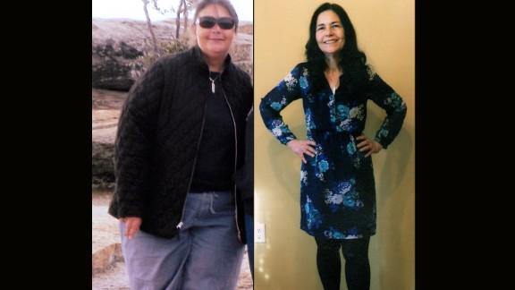 Vonda Felton from Page, North Dakota, lost 131 pounds.