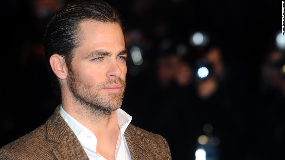 "Chris Pine makes us swoon, and he's managed not to get locked down. I<a href=""http://www.dailymail.co.uk/tvshowbiz/article-2964173/Chris-Pine-ex-Zoe-Kravitz-attend-swanky-pre-Oscar-party-West-Hollywood.html"" target=""_blank"">n February, there was speculation</a> that he was back with his ex, actress Zoe Kravitz, but there are no signs of engagement for the majorly private ""Star Trek"" actor."