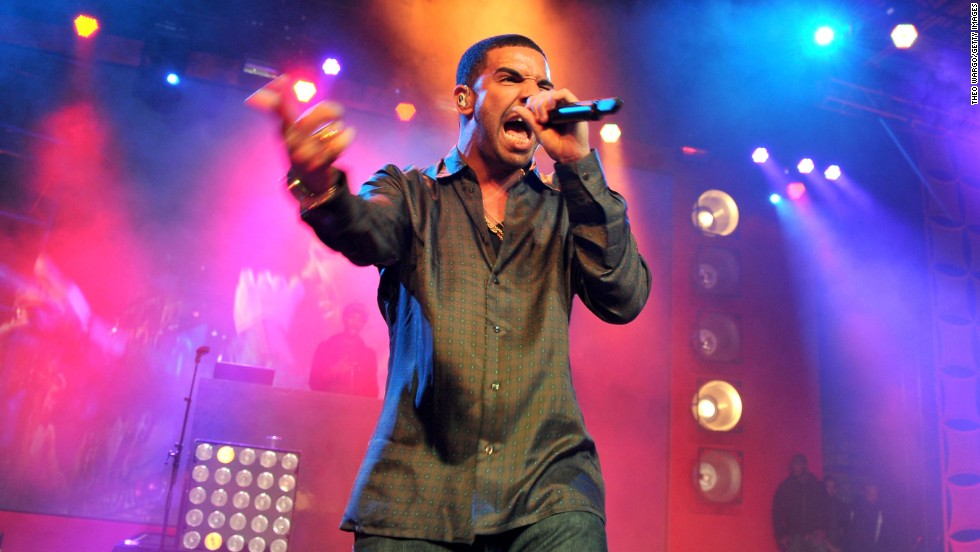 "Drake is kind of like the male hip-hop version of Taylor Swift: His failed relationships have provided plenty of fodder for his lyrics. He seems to have been off and on over the years with Rihanna, <a href=""http://marquee.blogs.cnn.com/2010/06/11/rihanna-gave-drake-a-taste-of-his-own-medicine/"">who he has said dumped him back in the day. </a>"