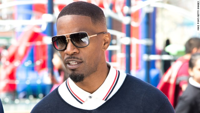 Jamie Foxx will host the 2018 BET Awards