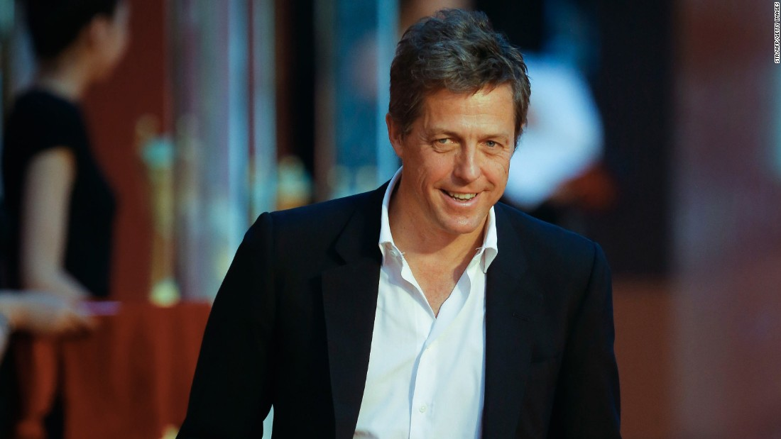 "Hugh Grant has reportedly fathered <a href=""http://www.dailymail.co.uk/tvshowbiz/article-2548249/Anna-Elisabet-Eberstein-mother-Hugh-Grants-second-born-takes-baby-stroll.html"" target=""_blank"">three children with two women</a> but still has yet to marry."