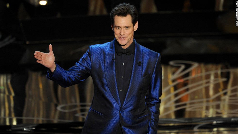 Jim Carrey is another serial dater. His last high-profile relationship, with actress Jenny McCarthy, ended in 2010.