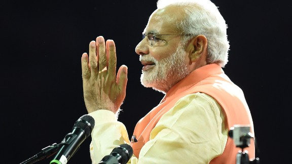 Prime Minister Narendra Modi of India wants to address the imbalance of boys to girls in India.