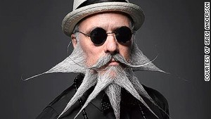 Are grey beards cool