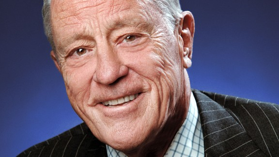 Ben Bradlee was the executive editor of The Washington Post from 1968 to 1991.