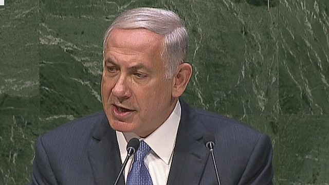 Israel PM hits ISIS, Iran in U.N. speech