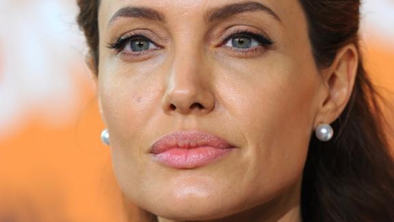 Angelina Jolie didn