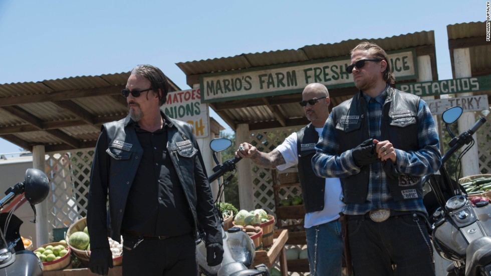 "<strong>""Sons of Anarchy: Season 6"" </strong>: This FX drama focuses on an outlaw biker gang with close ties.<strong> (Netflix, Amazon and iTunes)</strong>"