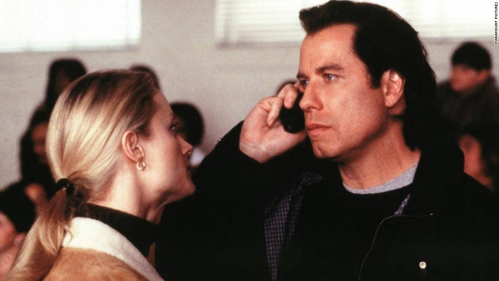 "<strong>""Domestic Disturbance"" (2001)</strong>: Teri Polo and John Travolta star in this psychological thriller about a recovering alcoholic whose son has some serious concerns about his stepfather. <strong>(Netflix and iTunes)</strong>"