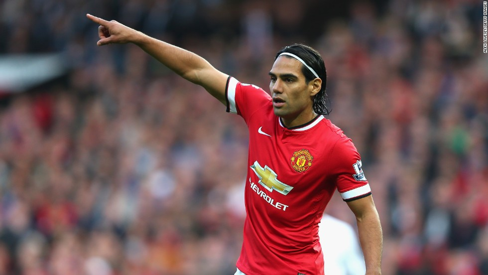 Radamel Falcao joined United on loan from Monaco in a dramatic deadline day move. The Colombia striker is one of the most lethal finishers in world football.