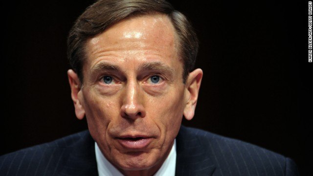 Petraeus: ISIS not top threat