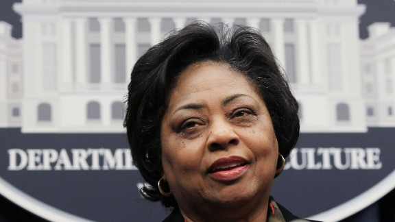 """Shirley Sherrod, a former official with the Department of Agriculture, was forced to resign from her position in 2010 after a conservative blogger published a video of her questioning whether to help a white man losing his farm since """" so many black people lost their farm land"""" before him. When it was discovered that the video was taken out of context, the USDA offered her another job, which she declined."""