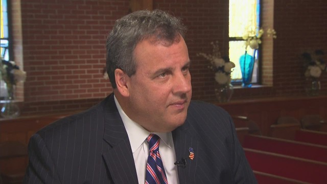 Chris Christie goes compassionate