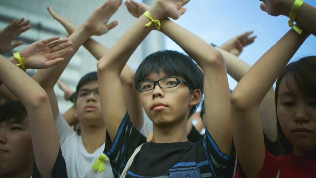 Hong Kong protests reminiscent of '89