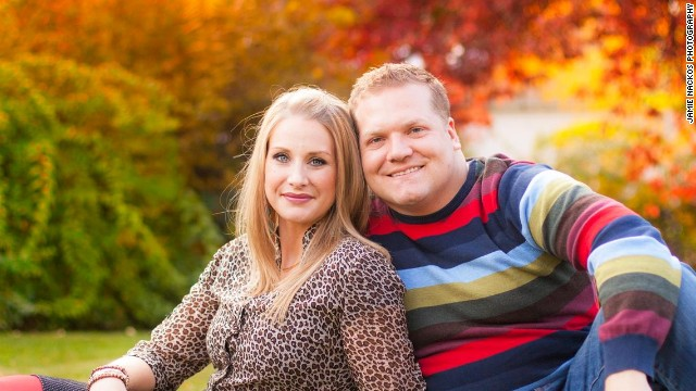 Jill Strasburg, with her husband Dave, is a Mormon who blogs about her family, faith, and life.