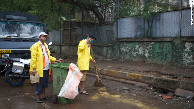 Desperate and disgusted: India's human waste removers - CNN