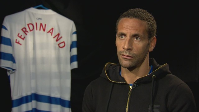 Ferdinand: Ferguson not to blame