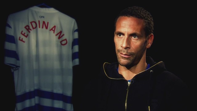 Ferdinand: Tackling racism can start in stadiums