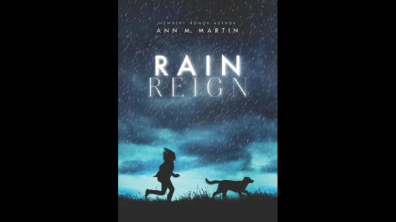 """""""Rain Reign"""" by Ann M. Martin is the winner of the Schneider Family Book Award for ages 11-13."""