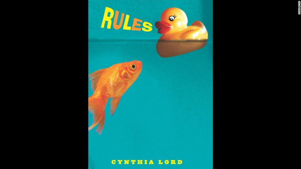 "Cynthia Lord's Newbery Honor Book ""Rules"" follows 12-year-old Catherine and her relationship with her younger brother, David, who has autism. But teaching her brother about the rules of life causes her to question what ""normal"" really means."