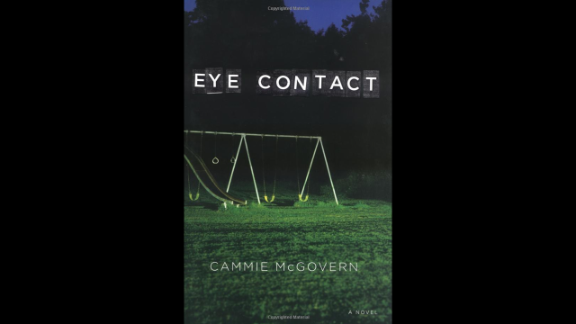 """In """"Eye Contact,"""" autistic 9-year-old Adam is a silent witness and survivor of an attack that killed his playmate in the woods behind their elementary school. Only his mother can decode his behavior for clues about what really happened."""