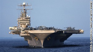 'Specific, credible' Iran threat against US forces triggered carrier deployment, sources say