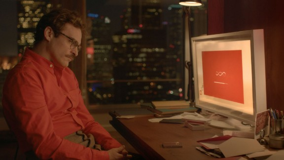 Could we be heading toward the scenario of Spike Jonze's movie 'Her', in which character falls in love with a digital assistant?