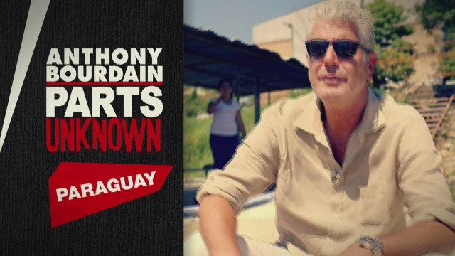 Parts Unknown Paraguay Sneak Peek