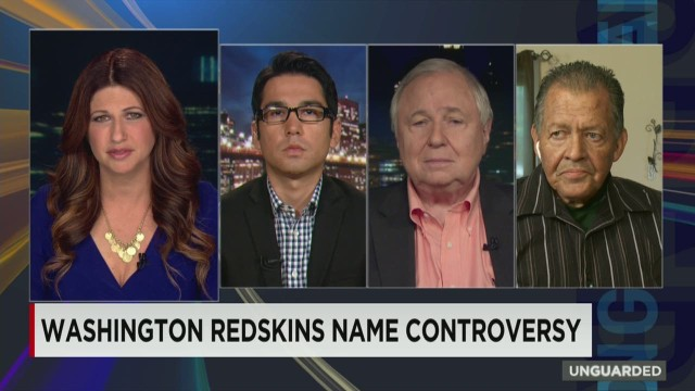 Turning point in Redskins name debate?