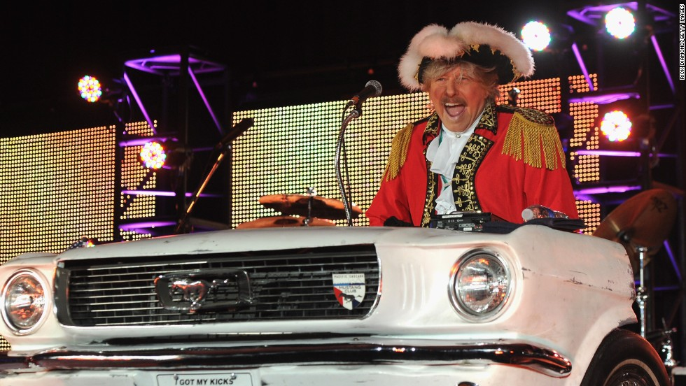 "<a href=""http://www.cnn.com/2014/10/05/showbiz/paul-revere-obit/index.html"" target=""_blank"">Paul Revere</a>, leader of the 1960s rock band Paul Revere and the Raiders, died October 4 at his home in Idaho, according to the band's website. He was 76."