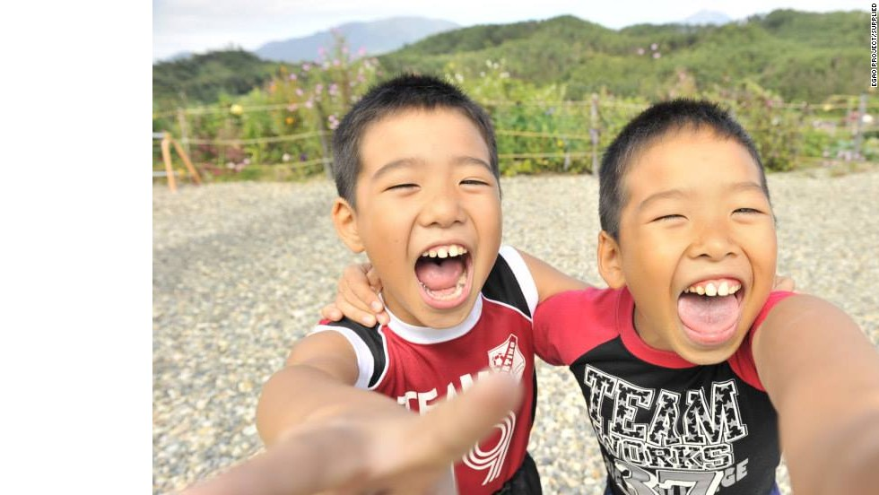 "The name Egao, or ""smile"" in English, was chosen because the group hopes to bring joy to the people of Tohoku who have shown remarkable resilience in spite of suffering extraordinary hardships."