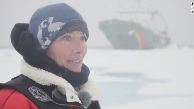 Emma Thompson takes on climate change