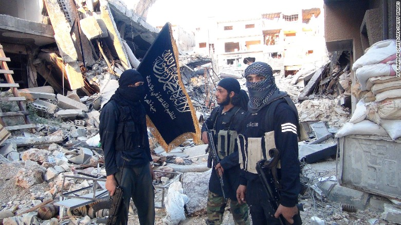 Al Qaeda affiliate gains ground in Syria