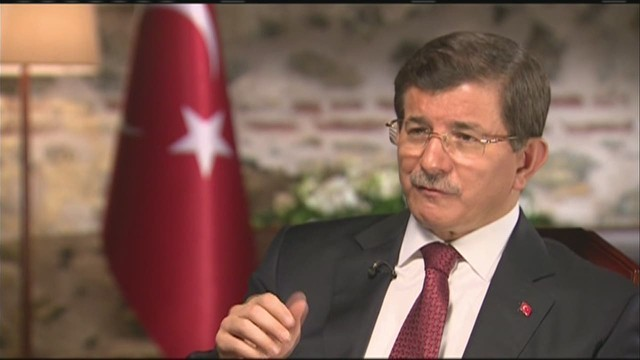 Turkey PM on constitutional changes
