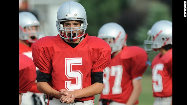 While NFL concussions are down, parents continue to debate football safety