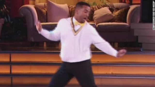 'Fresh Prince' Carlton dance revived - CNN Video