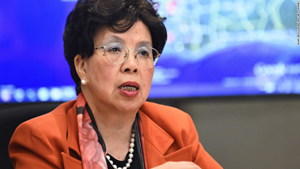 "World Health Organization Director-General Margaret Chan asked wealthier nations to step up and help the poor countries' fragile health systems, suggesting that working systems were <a href=""http://www.who.int/dg/speeches/2015/executive-board-ebola/en/"" target=""_blank"">not a ""luxury"" </a>and that they ""hold societies together."""