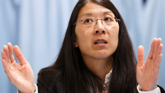 """Joanne Liu is the international president of Medecins Sans Frontieres, also known as Doctors Without Borders. MSF has been <a href=""""http://www.cnn.com/interactive/2014/09/health/ebola-vignettes/"""">on the ground</a> in West Africa since the outbreak started and has played a key role in treating thousands of patients in Guinea, Liberia and Sierra Leone."""