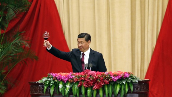 Chinese President Xi Jinping has vowed to root out corruption.