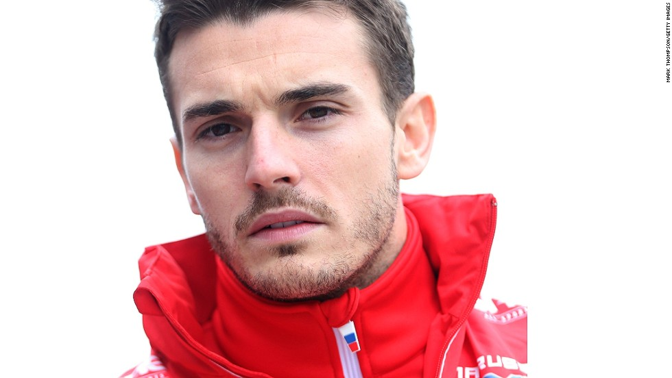 Bianchi began his F1 career in 2011 as a Ferrari test driver. The Frenchman's career-best result was ninth at the 2014 Monaco Grand Prix. He was also a popular figure in F1's close community.