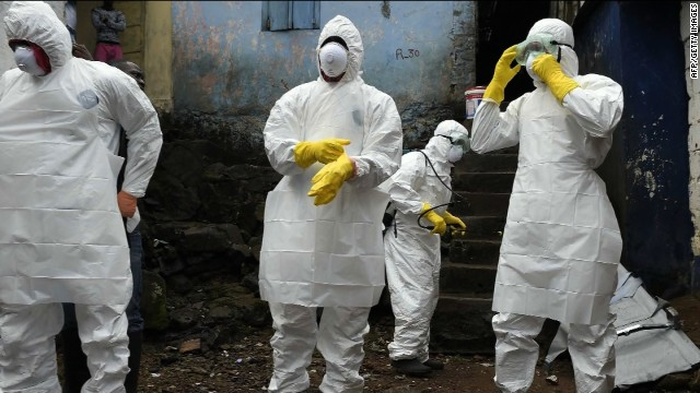 Tough to recruit workers to fight Ebola