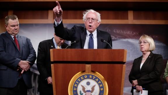 Sen. Bernie Sanders is openly interested in running for president in 2016.
