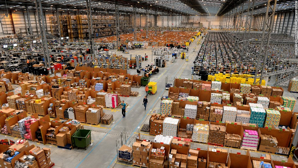 Large firms such as Amazon have been gathering huge amounts of information on their customers in order to offer recommendations on purchases.