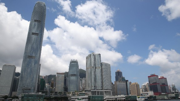 """""""Hong Kong has a strong rule of law and a unique global connectivity, in terms of both its potential markets and the local talent pool. With close links to manufacturing in China and a strong finance industry, Hong Kong"""
