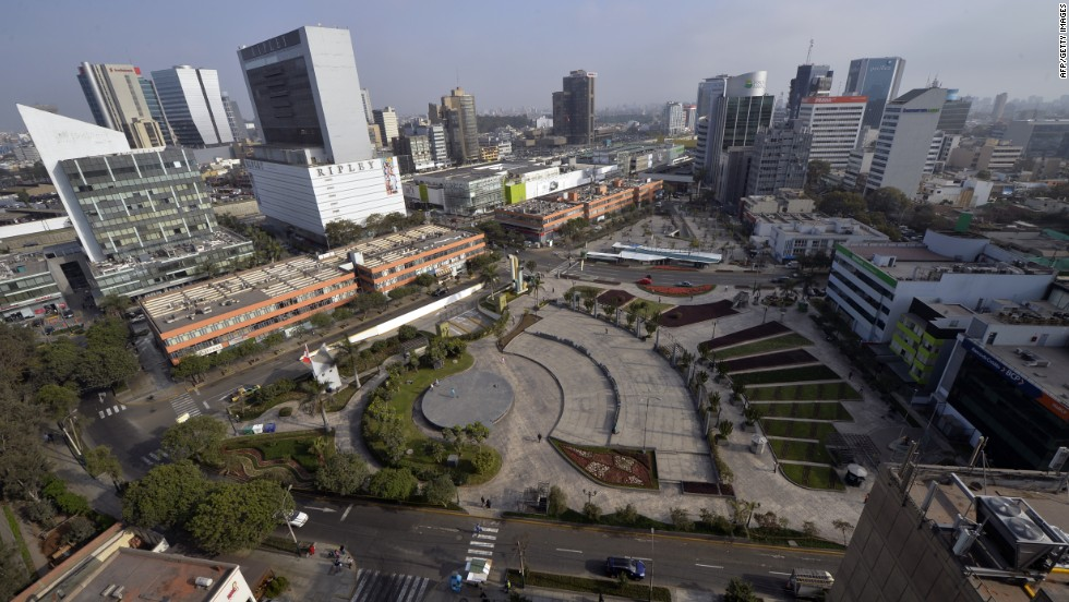"""Lima is a great opportunity given its access to a market of 10 million people in the Andean community. Government and private support has been on the rise with Wayra and Startup Peru generating great interest and activity in the ecosystem,"" Squibb said."