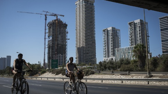 """""""Venture capital investments have tripled since Q1 2014 in Tel Aviv, and we"""